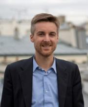 Photo de Matthias Velter, Directeur Associé de Lodgis