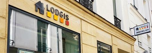 Location meubl e et vente d 39 appartements paris lodgis agence immobili re sp cialis e - Agence location meublee paris ...