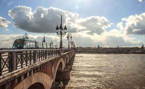vue ville Bordeaux