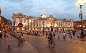vue ville Toulouse