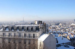 Meublés avec vue sur Paris