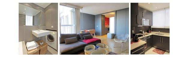 aménagement appartement meublé