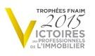 Lodgis lauréat des Trophées de la FNAIM 2015