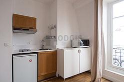 Appartement Paris 6° - Cuisine