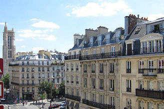 Châtelet – Les Halles Париж 1° 1 спальня Квартира