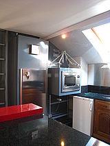 Loft Val de Marne Sud - Cucina
