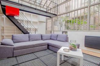 Bastille 巴黎11区 3个房间 三层式公寓