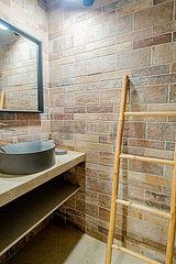 Triplex Paris 11° - Salle de bain