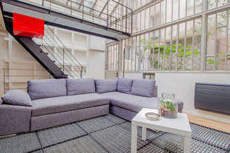 Bastille Paris 11° 3 bedroom Triplex