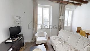 Квартира Rue Simon Le Franc Париж 4°