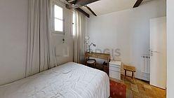 Apartment Paris 4° - Bedroom