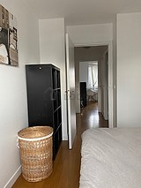 Appartement Paris 6° - Chambre