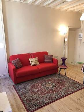 Paris Invalides Rue Pierre Leroux Monthly Furnished Rental