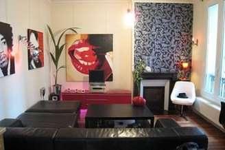La Chapelle Paris 18° 1 bedroom Apartment