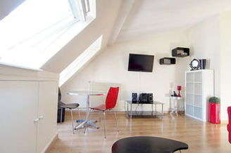 Monceau 巴黎8区 单间公寓