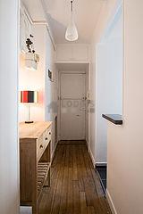 Wohnung Paris 7° - Eintritt