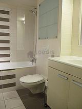雙層公寓 巴黎6区 - 浴室
