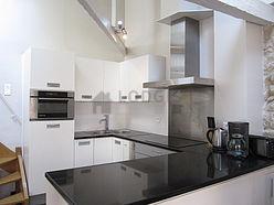 Duplex Paris 6° - Küche