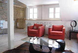 Duplex 1 chambre Paris 6° Saint Germain des Prés – Odéon