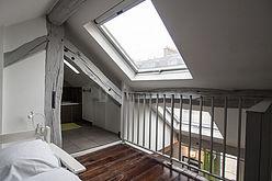 Appartement Paris 1° - Mezzanine