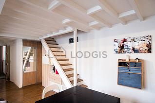 Квартира Rue Du Faubourg Saint-Martin Париж 10°