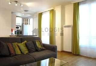 Invalides Paris 7° 1 Schlafzimmer Wohnung