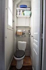 Appartement Paris 14° - WC