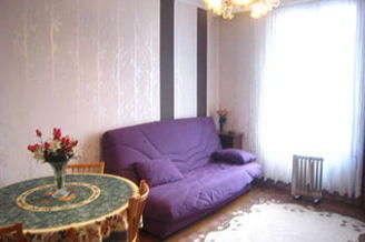 Appartement meublé 1 chambre Aubervilliers