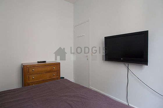 Chambre calme pour 2 personnes équipée de 1 lit(s) de 160cm