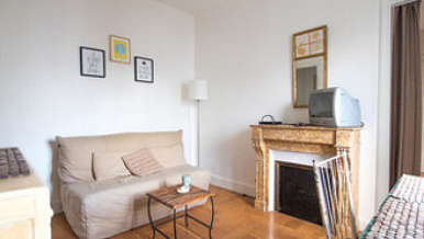 Appartement meublé 1 chambre Vanves