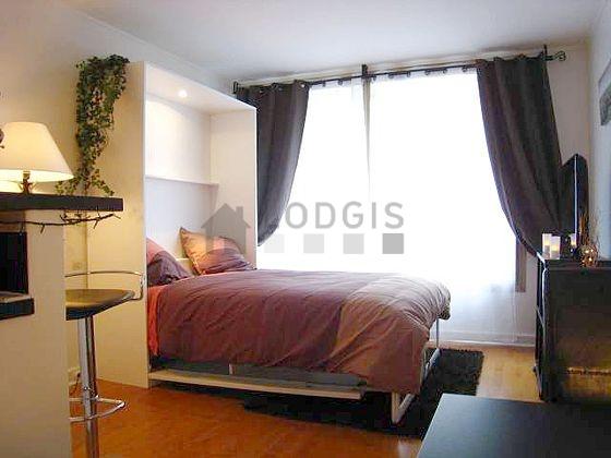 Location studio avec ascenseur et concierge paris 17 rue for Location meuble paris 17 particulier