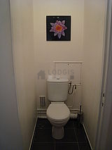 Apartment Paris 17° - Toilet