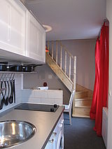 Dúplex Hauts de seine Sud - Cozinha