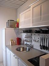 Duplex Hauts de seine Sud - Küche