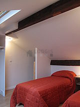 Duplex Hauts de seine Sud - Schlafzimmer 2
