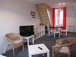Duplex Hauts de seine Sud - Wohnzimmer