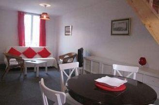 Duplex meublé 2 chambres Boulogne-Billancourt