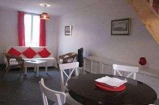 Boulogne-Billancourt 2 Schlafzimmer Duplex
