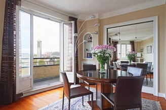 Apartment Place De La Porte De Saint-Cloud Paris 16°