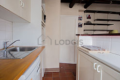 Apartment Paris 8° - Kitchen