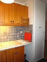 Appartement Paris 19° - Cuisine