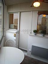 Appartement Paris 19° - Veranda