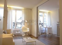 Appartamento Parigi 6° - Soggiorno