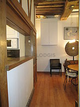 公寓 巴黎3区 - 客厅