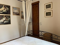 Appartement Paris 3° - Chambre
