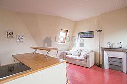 Apartamento París 8° - Salón