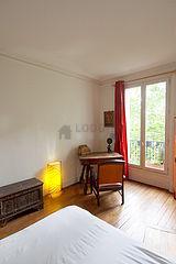 Квартира Париж 20° - Спальня