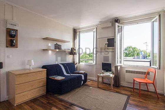 location studio paris 14° (rue cels)   meublé 21 m² montparnasse
