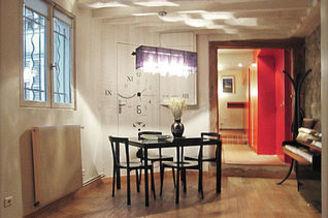 Квартира Rue Germain Pilon Париж 18°
