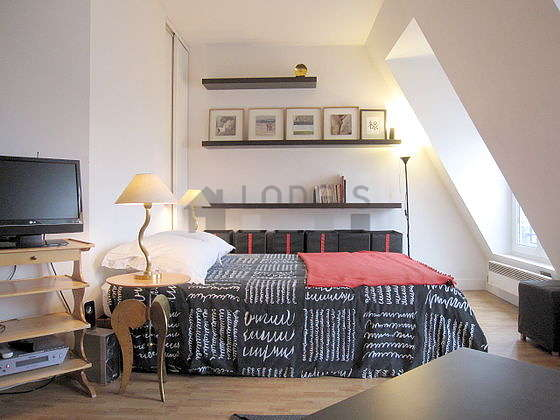 location studio meuble paris 7